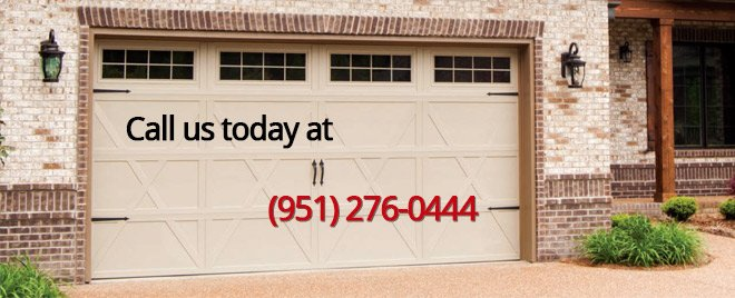Garage Door Repair Banner