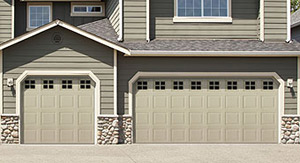 Wayne Dalton Specialty Vinyl Garage Door