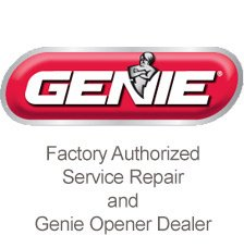 Factory Authorized Service Repair and Genie Opener Dealer